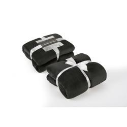 Топло пухено одеяло - Лукс Черно