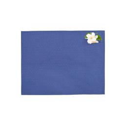 Синя подложка за хранене