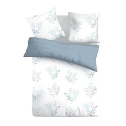 Стилен спален комплект Крина Бяла 2 - 100% Памук