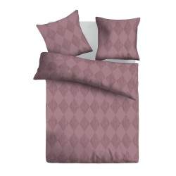Дизайнерски памучен спален комплект Ромб