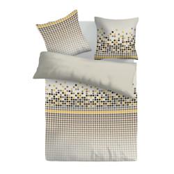 Дизайнерски памучен спален комплект Мозайка