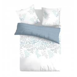 Стилен спален комплект Крина Бяла 1 - 100% Памук