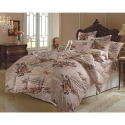 Комплект за спалня със  завивка Любовен романс
