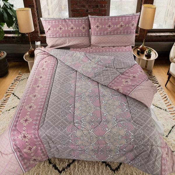 100% памучен спален комплект Eva