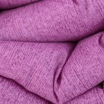 Комфортна олекотена завивка в лилав цвят - 100% Памук