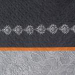Микрофибърно шалте за спалня Тери