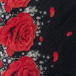Микрофибърно шалте за спалня Джоана