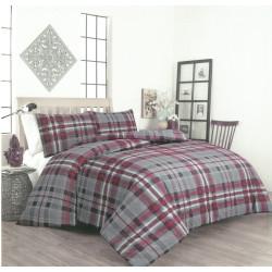 Памучен спален комплект Аниса