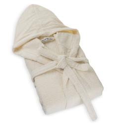 100% Памучен халат за баня Champagne