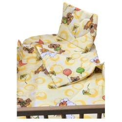 100% Памучен бебешки спален комплект - Празник