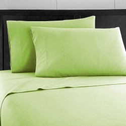 Зелен Памучен спален комплект
