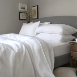 Бял спален комплект - 100% Памук