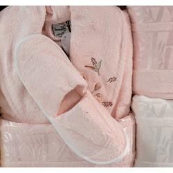 Луксозен комплект за баня Естела - 100% Бамбук