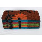 Практични кърпи 50/90 с изображение цвете