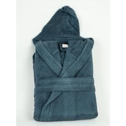 Луксозен халат от бамбук Пюр