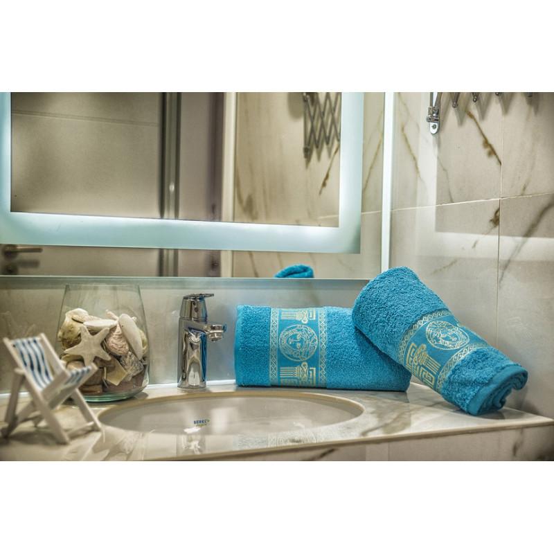 0c82d22abbb Комплект памучни хавлиени кърпи Aqua