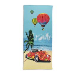 Кърпа за плаж Въздушни балони