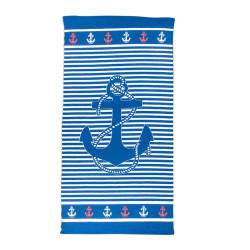Кърпа за плаж Котва