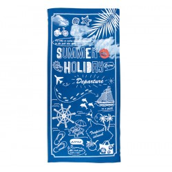 Кърпа за плаж Лятна почивка