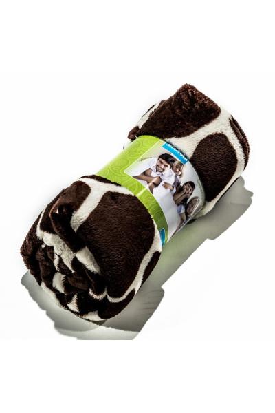 a17d8473076 Меко поларено одеяло Топика