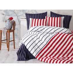 Стилно спално бельо Arila - поликотън