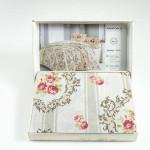 Дизайнерски спален комплект Kamelia - Ранфорс