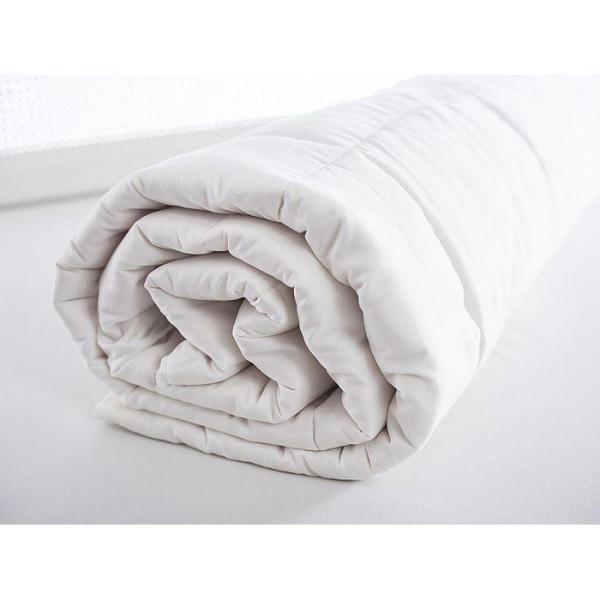 Бяла олекотена завивка Летен комфорт