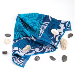 Практична кърпа за ръце и лице - 100% памук Аква