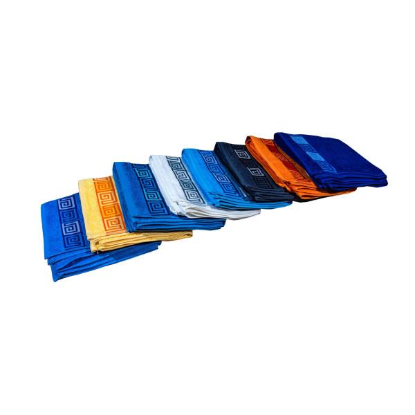 Памучна хавлиена кърпа за ръце и лице 50/90 Дюни