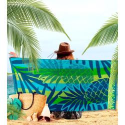 Памучна кърпа за плаж Pineapple