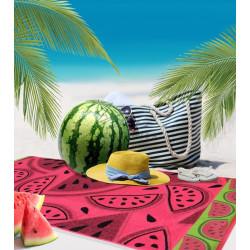 Памучна кърпа за плаж Watermelon