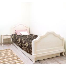 Покривало за легло Тийн З - изкуствена кожа