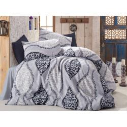 Модернистичен спален комплект от фин памук Кейтлин