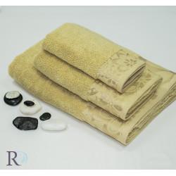 Памучна хавлиена кърпа Михаела - Златиста