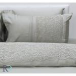 Луксозно спално бельо с дантела Achinora Green