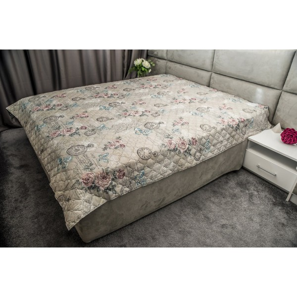 Микрофибърно покривало за спалня Ивет