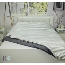 Иновативно одеяло 2 в 1 - сиво