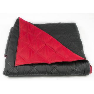 Стилна кувертюра Black and Red - микрофибър