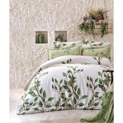 Памучен дизайнерски спален комплект Naia