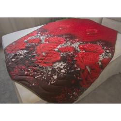 Шалте Red Roses - микрофибър