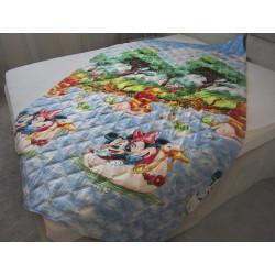 Шалте за детско легло Mickey Mouse and Friends - микрофибър
