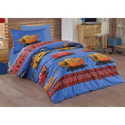Детски спален комплект от 100% Памук - Маккуин 55