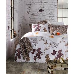 Романтичен спален комплект Есенни листа