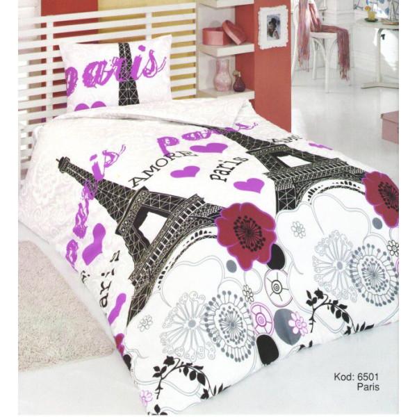 Памучен спален комплект - Париж